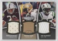 Reggie Bush, Marcus Allen, Joe McKnight #/99