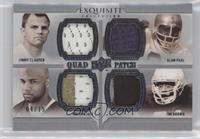 Jimmy Clausen, Alex Parsons, Golden Tate, Titus Brown, Allen Patrick, Alan Page…