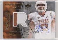 Rookie Signature Patch - Jordan Shipley [Noted] #/120