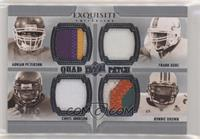 Ronnie Brown, Frank Gore, Chris Johnson, Adrian Peterson #/15