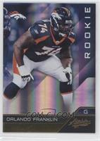 Rookies - Orlando Franklin #/399