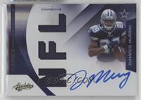 Rookie Premiere Materials NFL Signatures - DeMarco Murray #/299