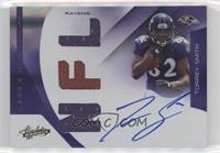 Rookie Premiere Materials NFL Signatures - Torrey Smith /299