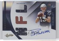 Rookie Premiere Materials NFL Signatures - Ryan Mallett /199