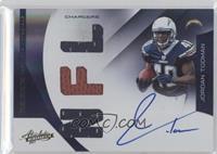 Rookie Premiere Materials NFL Signatures - Jordan Todman #/299