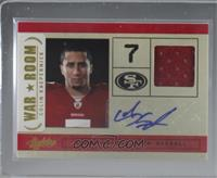 Colin Kaepernick [Near Mint‑Mint] #/49