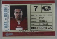 Colin Kaepernick #/50