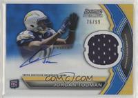 Jordan Todman #/99