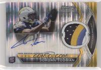 Jordan Todman #/15