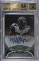 Marshawn Lynch /50 [BGS 9.5 GEM MINT]