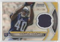 Jordan Todman [Good to VG‑EX] #/299