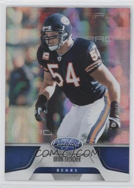 2011 Certified - [Base] - Mirror Blue #24 - Brian Urlacher /100