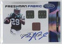 Freshman Fabric - Bilal Powell #/50