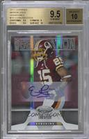 Evan Royster /25 [BGS 9.5 GEM MINT]