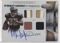 Freshman Fabric - Mark Ingram #/25