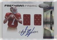 Freshman Fabric - Colin Kaepernick #/499