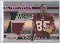 Leonard Hankerson #/250