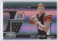 Andy Dalton #/250
