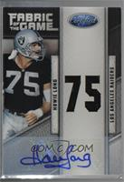 Howie Long [NoneNoted] #/25