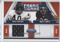 Gale Sayers, Matt Forte /150