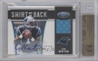 Cam Newton /10 [BGS 9.5 GEM MINT]