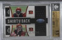 A.J. Green, Andy Dalton [BGS 9.5 GEM MINT] #/10