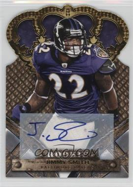 2011 Crown Royale - [Base] - Gold Signatures [Autographed] #145 - Jimmy Smith /499
