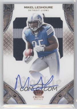 2011 Crown Royale - [Base] #232 - Mikel Leshoure /299