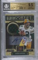 Aaron Rodgers /20 [BGS 9.5 GEM MINT]
