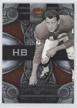2011 Crown Royale - Living Legends #14 - Frank Gifford