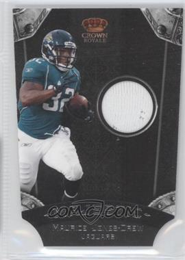 2011 Crown Royale - Majestic - Materials [Memorabilia] #11 - Maurice Jones-Drew /99