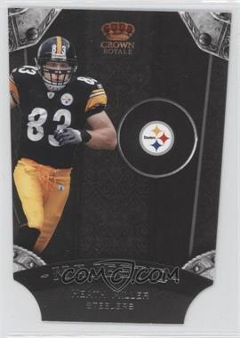 2011 Crown Royale - Majestic #9 - Heath Miller