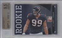 J.J. Watt [BGS 9.5 GEM MINT] #/999
