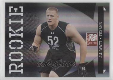 2011 Donruss Elite - [Base] #145 - J.J. Watt /999