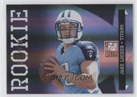 Jake Locker #/999