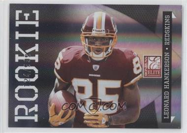2011 Donruss Elite - [Base] #162 - Leonard Hankerson /999