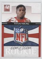 Titus Young /999
