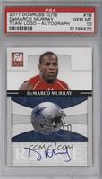 DeMarco Murray [PSA 10]