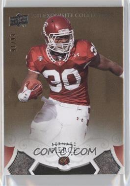 2011 Exquisite Collection - 2012 Rookies #ER-BP - Bernard Pierce /99