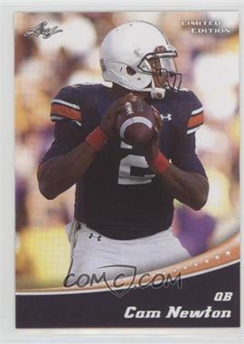 2011 Leaf Draft - Limited Edition #4.1 - Cam Newton
