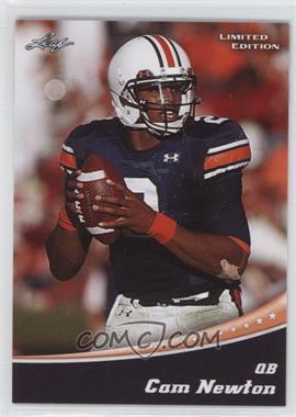 2011 Leaf Draft - Limited Edition #4.2 - Cam Newton