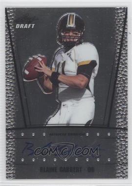 2011 Leaf Metal Draft - [Base] #RC-BG1 - Blaine Gabbert