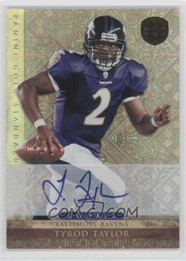 2011 Panini Gold Standard - [Base] - Silver Signatures [Autographed] #248 - Tyrod Taylor /499