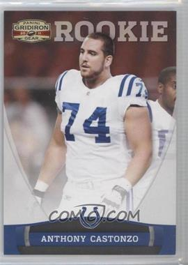 2011 Panini Gridiron Gear - [Base] #159 - Anthony Castonzo