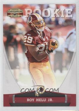 2011 Panini Gridiron Gear - [Base] #202 - Roy Helu Jr.