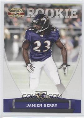 2011 Panini Gridiron Gear - [Base] #216 - Damien Berry