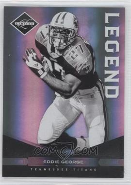 2011 Panini Limited - [Base] - Spotlight Silver #148 - Eddie George /50