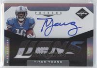 Titus Young /25