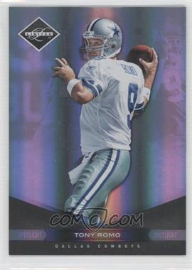 2011 Panini Limited - [Base] - Spotlight Silver #28 - Tony Romo /50