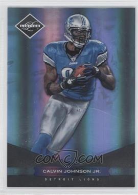 2011 Panini Limited - [Base] - Spotlight Silver #32 - Calvin Johnson Jr. /50